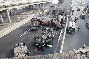 Terremoto dej� m�s de 1.400 heridos y 32 muertos en la Regi�n Metropolitana