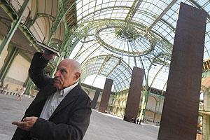 Escultor Richard Serra es galardonado con el Premio Pr�ncipe de Asturias