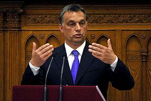 Hungr�a planea nuevos impuestos para contener d�ficit presupuestario