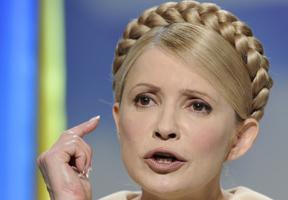 Ex primera ministra de Ucrania bajo arresto domiciliario por desv�o de fondos