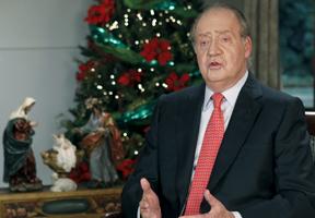 Mensaje navide�o del rey Juan Carlos fue el menos visto en los �ltimos 12 a�os