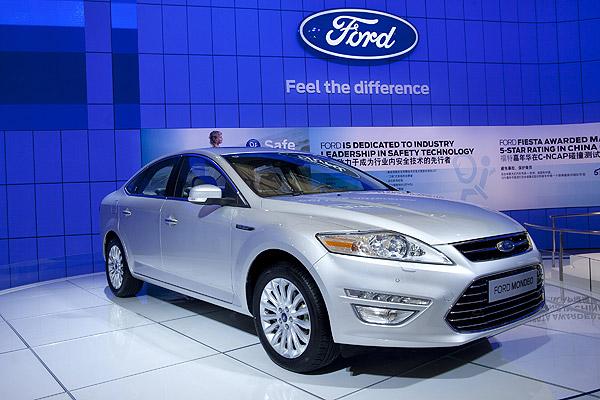 Ford dar� a conocer sus resultados del primer trimestre el 26 de abril