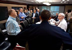Revelan imágenes cuando Obama vio en la Casa Blanca el ataque a Bin Laden