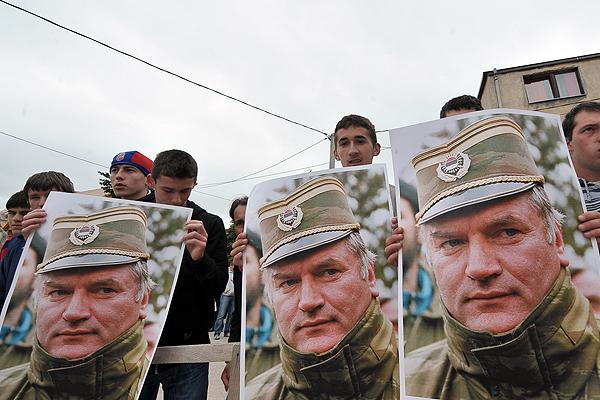 Ratko Mladic comparecerá el viernes por primera vez ante el Tribunal Penal Internacional