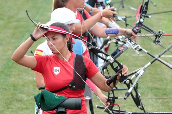 Tiro con arco: Van Lamoen selló su pasaje a los Juegos Olímpicos 2012