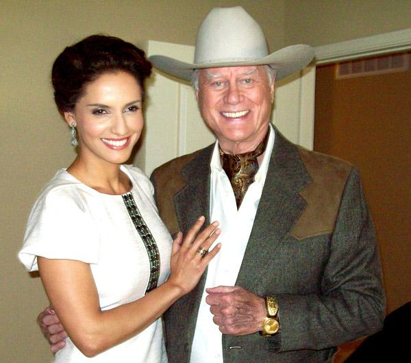 Leonor Varela tras confirmaci�n de 'Dallas': 'Tuve que pelear este papel'