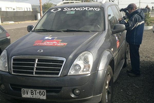 Familiares de víctimas molestos por trato de la prensa en Juan Fernández