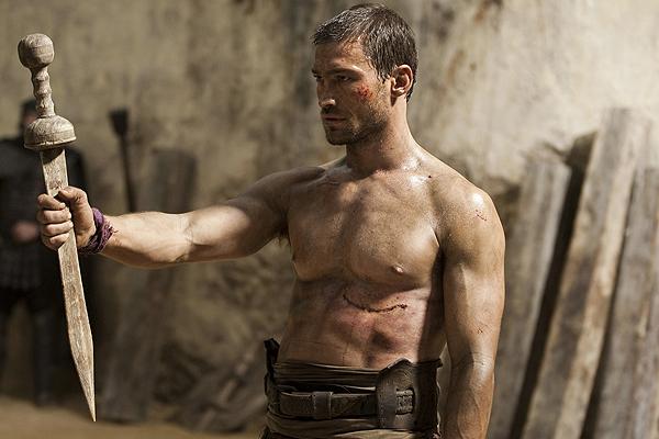 Canal responsable de la serie 'Spartacus' lamenta muerte de su protagonista