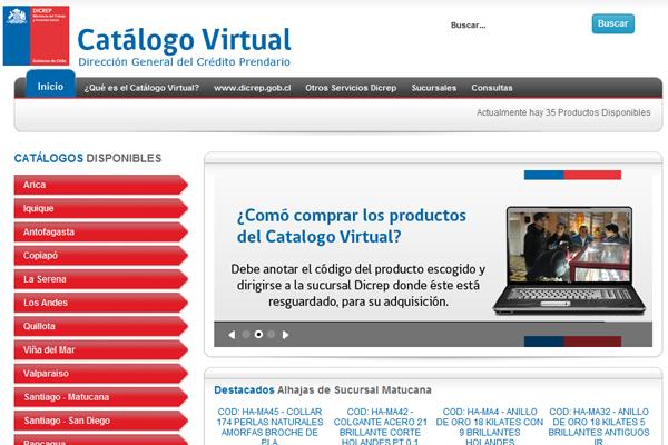 'La T�a Rica' se moderniza: lanza cat�logo virtual de alhajas y objetos