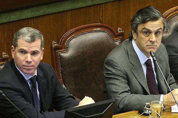 Longueira confirma alejamiento del ministro de Educación por 'razones personales'
