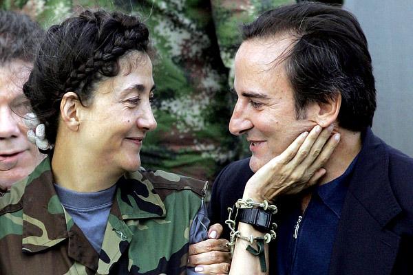 Ex esposo de Ingrid Betancourt confirma pel�cula hecha en Hollywood