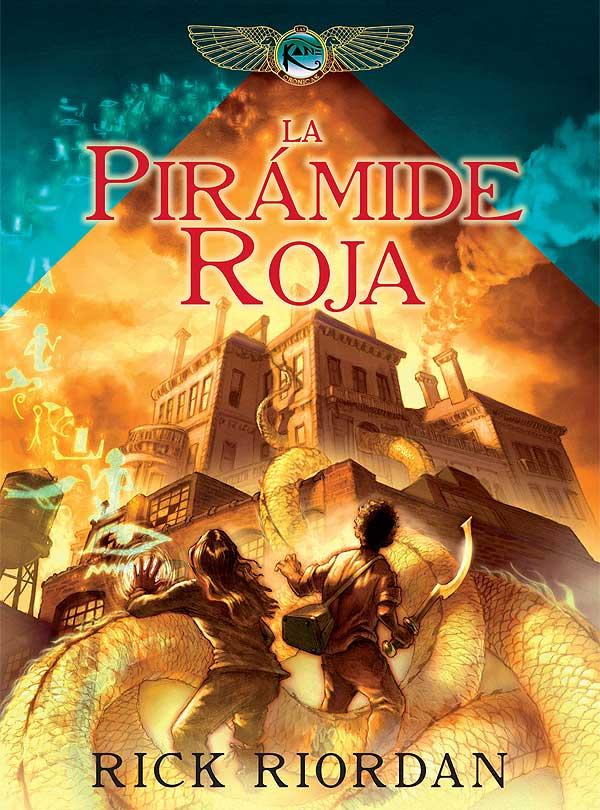 'La pirámide roja': La nueva aventura del creador de Percy Jackson