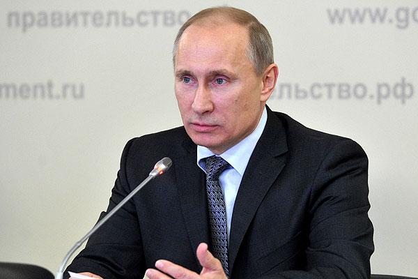 Vladimir Putin promete un 'rearme' sin precedentes de Rusia