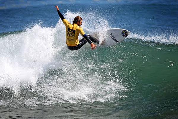 Los mejores exponentes del surf buscarán dominar las grandes olas de Pichilemu