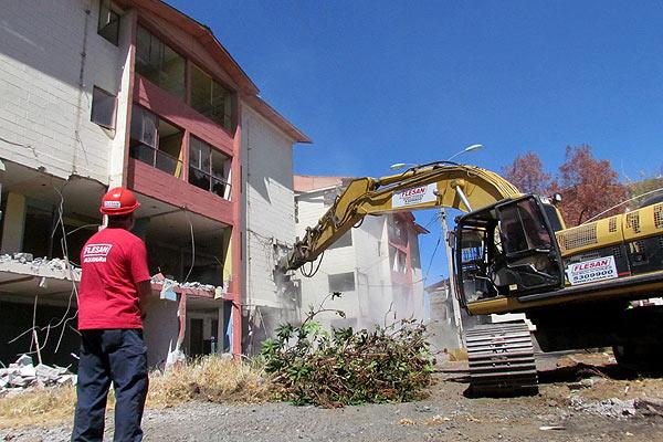 Damnificados por el terremoto irrumpieron en oficinas del Serviu en Rancagua