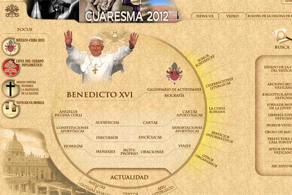 Anonymous realiza ataque contra el sitio web del Vaticano