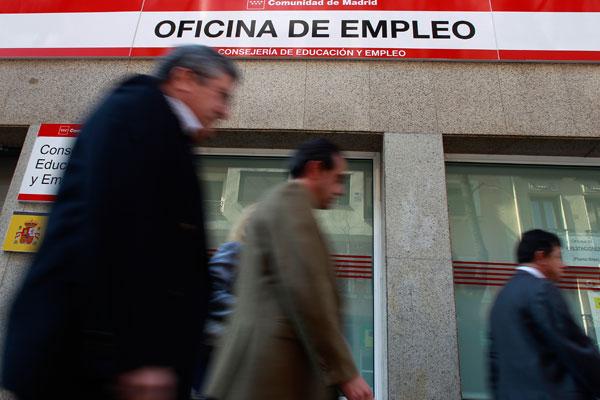 Italia espa a y portugal fueron pa ses de la ocde donde for Oficina de desempleo