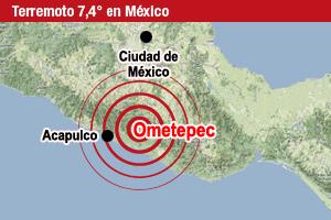 Minuto a minuto: Autoridades mexicanas confirman siete heridos por terremoto