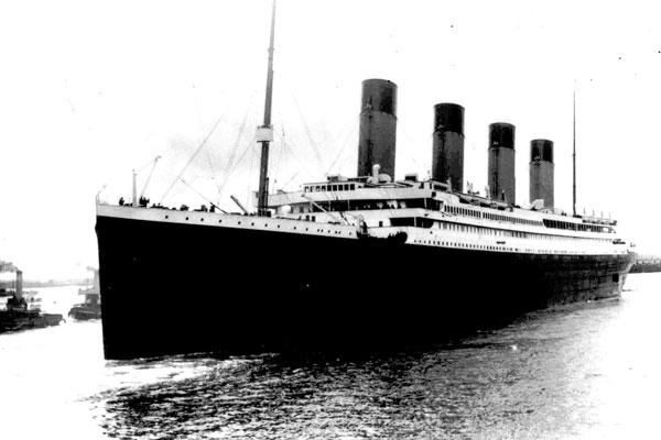 Titanic, una tragedia que tambi�n marc� la vida de latinoamericanos
