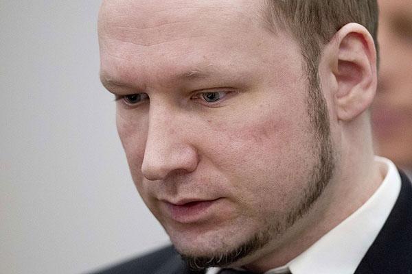 Breivik se disculpa por las v�ctimas que no ten�an afiliaci�n pol�tica