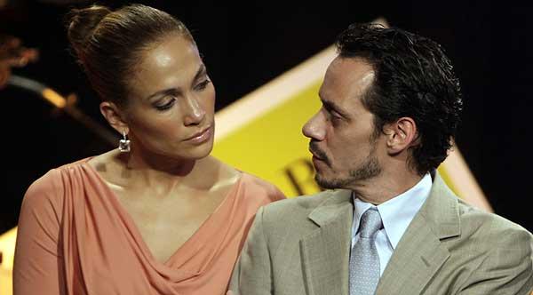 Marc Anthony y Jennifer Lopez buscan llegar a un acuerdo de divorcio 'amistoso'