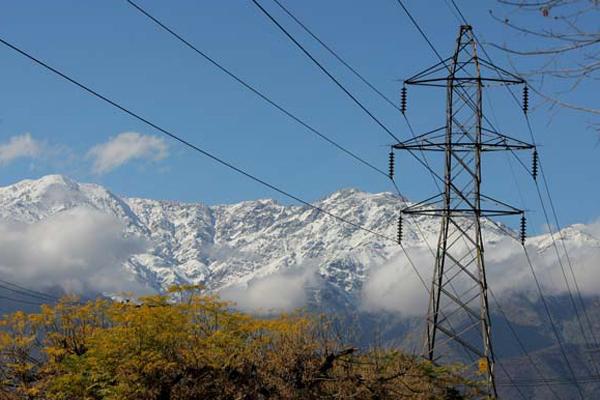 Interrupci�n del suministro el�ctrico en el norte del pa�s afecta a 132.000 viviendas