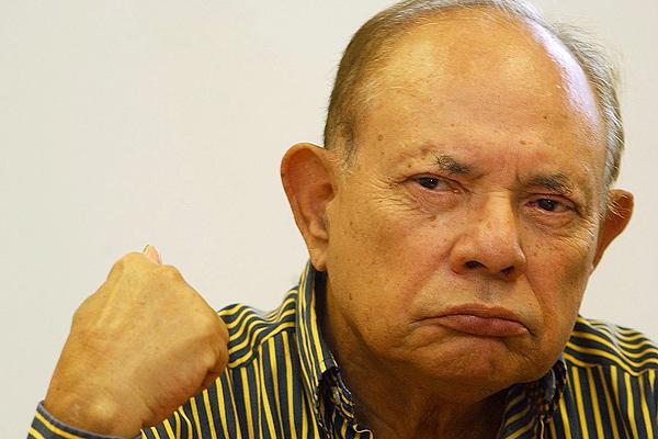 Falleci� Tom�s Borge, uno de los fundadores del Frente Sandinista de Nicaragua