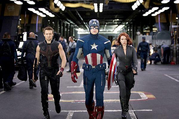'Los Vengadores' aplastan a sus rivales en la taquilla norteamericana