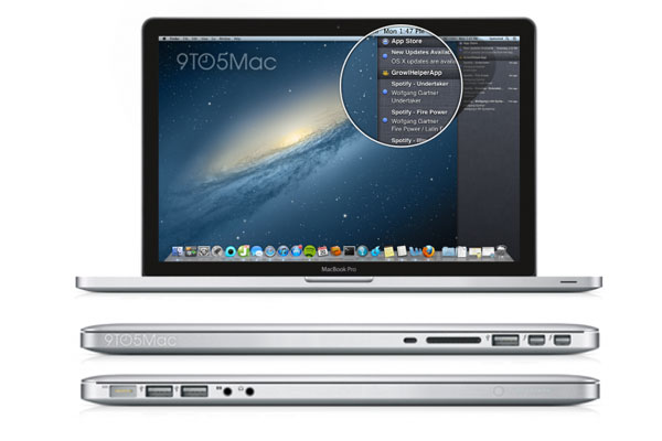 Rumores se�alan que nuevo Macbook Pro tendr�a Retina Display, USB 3.0 y dise�o ultradelgado