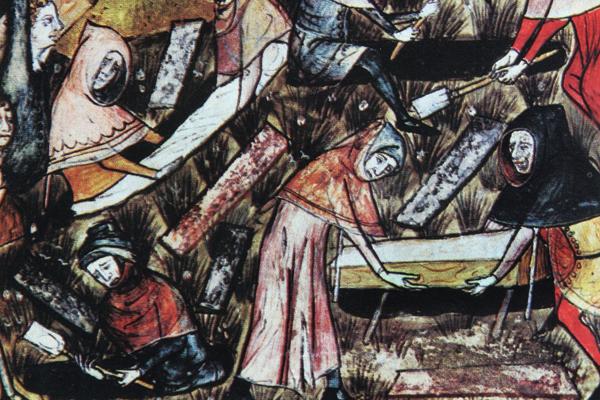 La Peste causó la muerte a 25 millones de personas en el siglo XIV. Hoy existe tratamiento.