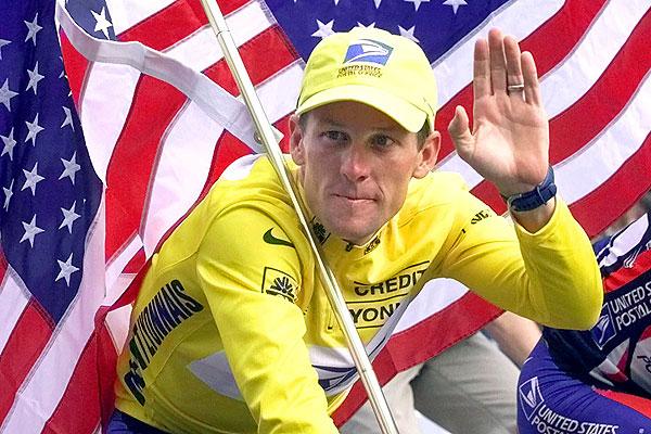 Oficial: Suspenden de por vida a Armstrong y buscan despojarlo de sus t�tulos del Tour
