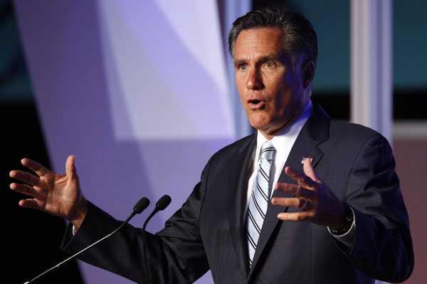 Romney acusa a Obama de politizar el tema de la inmigraci�n en EE.UU.