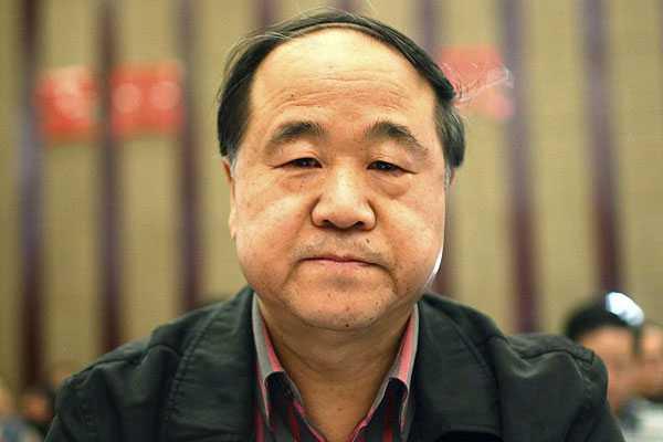 Escritor chino Mo Yan es distinguido con el Premio Nobel de Literatura 2012