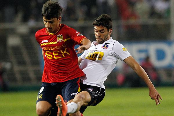 Union Española Vs Colo Colo (2012)