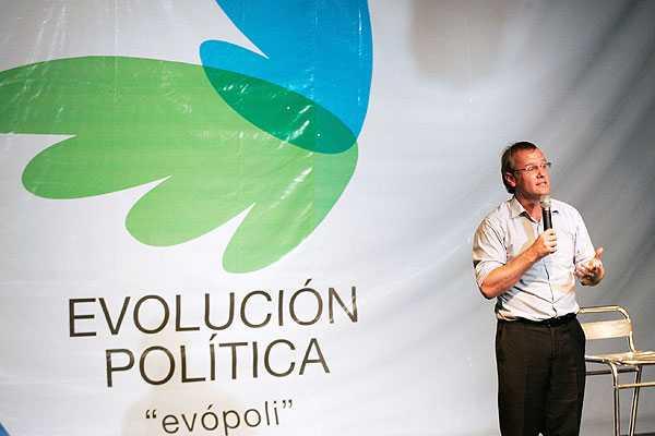 Felipe Kast lanza nuevo movimiento pol�tico de centroderecha
