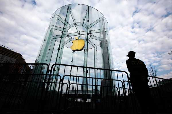 Acciones de Apple descienden y el mercado se muestra inquieto por iPhone 5