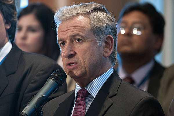 Hacienda anuncia proyecto para perfeccionar institucionalidad de Consejo Estabilidad Financiera