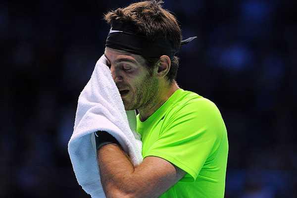 Copa Davis: Capit�n de Argentina confirma que Del Potro no estar� ante Alemania