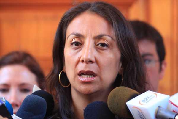 Gobierno y atentados en La Araucan�a: 'La justicia tiene que ser lo m�s dura posible'