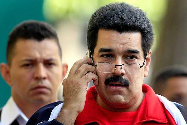 Vicepresidente de Venezuela revela que Hugo Ch�vez ya 'camina y hace ejercicios'