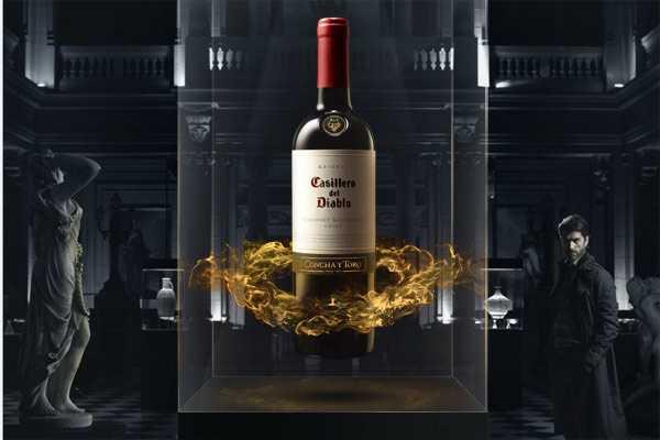Marca de vino realiza comercial 'cinematrogr�fico' que se exhibe en salas de cine de Santiago