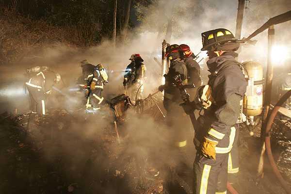 Hombre muri� luego de que familiares le prendieran fuego en La Pintana