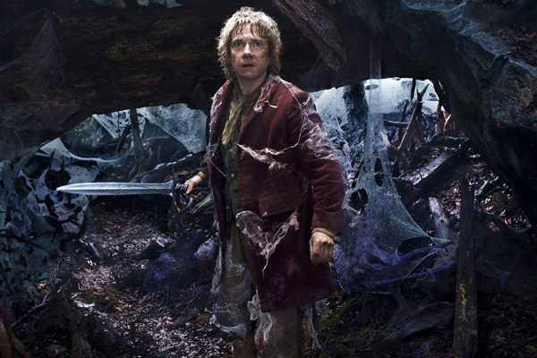 'El hobbit: un viaje inesperado' lidera la taquilla norteamericana por tercera semana