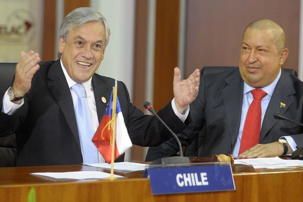 Pi�era recibi� el mandato de la Celac en 2011 de parte de Hugo Ch�vez. Ahora ser� el turno de Cuba.