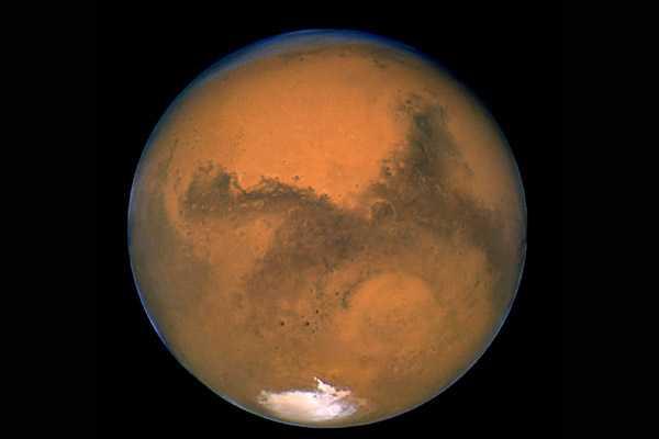 Estudio sugiere que algunos microbios de la Tierra podr�an sobrevivir en Marte