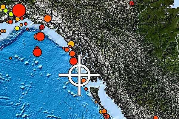 El SHOA descarta peligro de tsunami en Chile tras terremoto en la costa de Alaska
