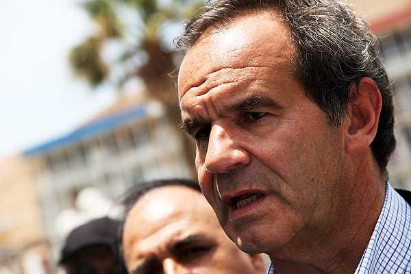 Allamand: 'Araucan�a es epicentro de clara actividad terrorista'