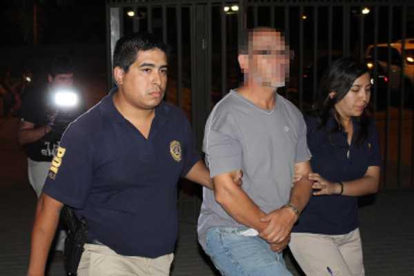 Auxiliar de jard�n infantil es detenido por presuntos abusos sexuales en San Fernando