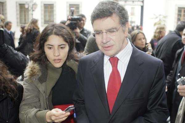 Ministro Lav�n y reuni�n en La Araucan�a: 'No queremos generar grandes expectativas'