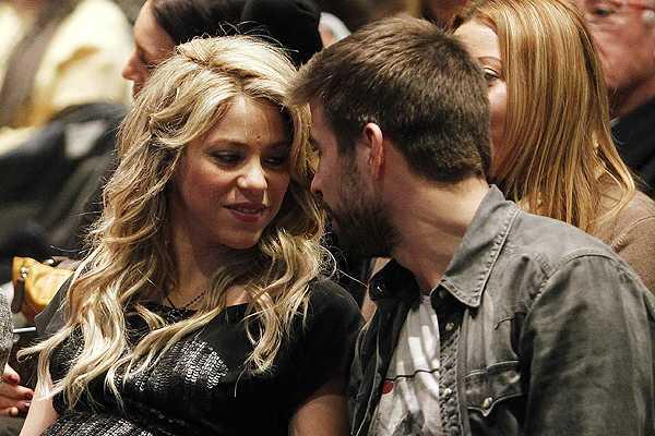Shakira confirma el nacimiento de Milan Piqu�: 'Estamos felices'